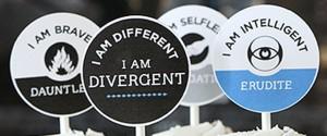 divergent badges
